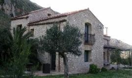 Casale Zingaro appartamento padronale in affitto a Scopello posti letto/beds n° 5+2
