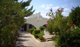 villa Annasilvia - in affitto a San Vito Lo Capo posti letto/beds N°6+1
