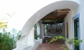 Casa Rosa - in affitto a Panarea posti letto n°4+2